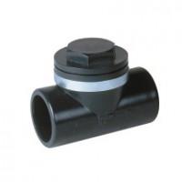 Clapet anti-retour PVC diamètre 63mm NICOLL