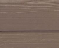 Bardage bois FUNLAM profil 21 gris taupe traité classe 3 vert 21x120x4100mm colis de 6 soit 2.952m2