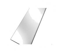 Grilles réversible inox pour caniveaux de douche avec clips 700 645x47mm NICOLL