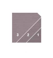 Lame de terrasse TWINSON massive brun noisette 20x140x4000mm DECEUNINCK