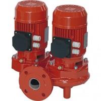 Pompe en ligne JRL404-15/0.37 SALMSON