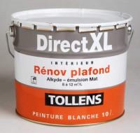 Peinture DIRECT XL renov plafond 4 litres CROMOLOGY SERVICES