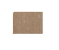 Lame de terrasse composite TWINSON brun abricot 140x28x4m50 DECEUNINCK