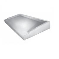 Appui de fenêtre ABS3 gris 78x39,5cm