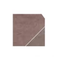 Lame terrasse composite TWINSON brun noisette 28x140mm longueur 4,50m DECEUNINCK
