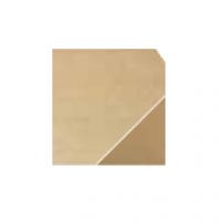 Lame de terrasse composite TWINSON brun abricot 140x28mm longueur 6m DECEUNINCK