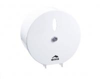 Distributeur papier Mini-géant acier blanc 220x110mm PELLET ASC
