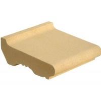 Tablette appui ton pierre 35x33x7,5cm WESER