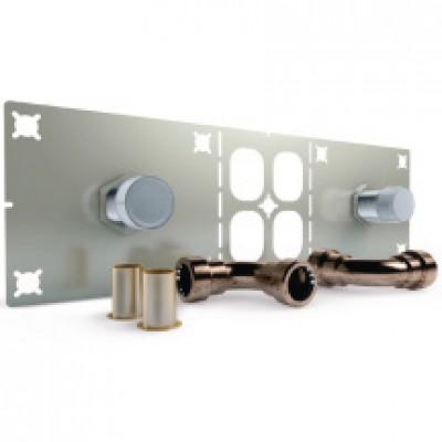 kit de fixation de robinetterie sur cloison comaplak m 16 3 4 presto arras 62000. Black Bedroom Furniture Sets. Home Design Ideas