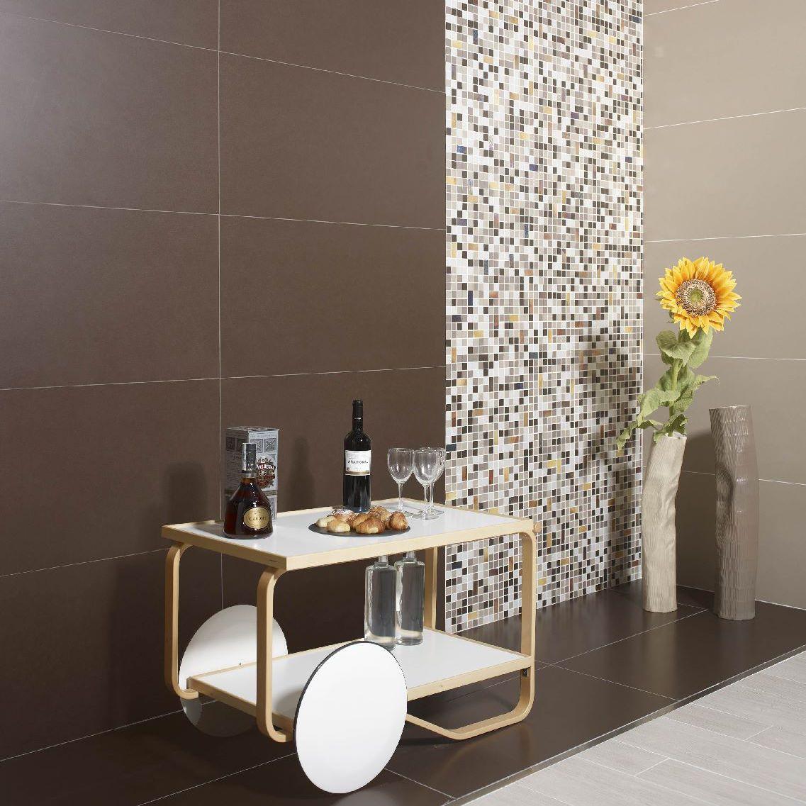 Carrelage Sol Interieur Renovation carrelage sol intérieur proyeccion cacao 45 x 45 cm saloni ceramica
