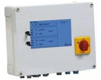 Coffret de commande et protection BSR 2 M 9/12A de 2 pompes relevage