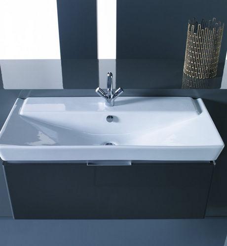 Plan vasque reve blanc jacob delafon vernon 27200 d stockage habitat - Vasque jacob delafon ...