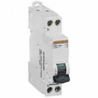Disjoncteurs bipolaires Schneider Electric DT 40 courbe D pour protection