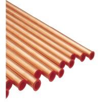Barre de cuivre diamètre 5/8 longueur 4m épaisseur 0,8mm REYNOLDS EUROPEAN