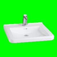 Lavabo LATITUDE 55 STP blanc ALLIA