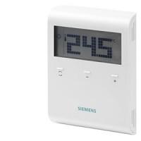 Thermostat d'ambiance RDD100.1 SIEMENS