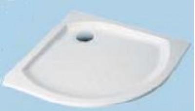 Receveur AP ANGLIA 90x90cm blanc PORCHER