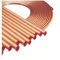 Barre de cuivre NF longueur 4m épaisseur 1mm TALOS