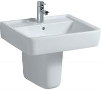 Lavabo plan PRIMA 55 blanc ALLIA