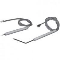 Electrode et cable d'allumage avec sonde et cable de ionisation CUENOD