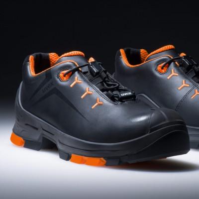 Chaussures Uvex Métal Basse Pointure 45 De Noire Sécurité Free OPkn0X8w