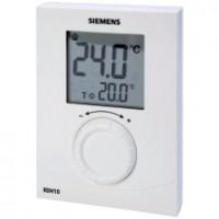 Thermostat d'ambiance électronique fil SIEMENS