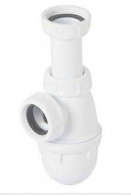 Siphon lavabo réglable 11/4 diamètre 32mm C BASIC SEGMENT
