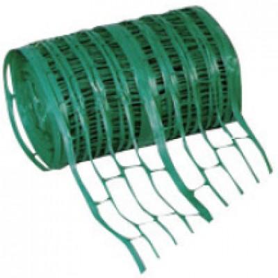 Grillage avertisseur vert largeur 0,30m rouleau de 100m HEGLER