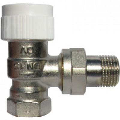 Corps de robinet équerre AV9 1/2 OVENTROP