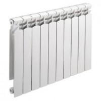 Radiateur en aluminium ROYAL 80 hauteur 873mm, 8 éléments 1176W DECORAL