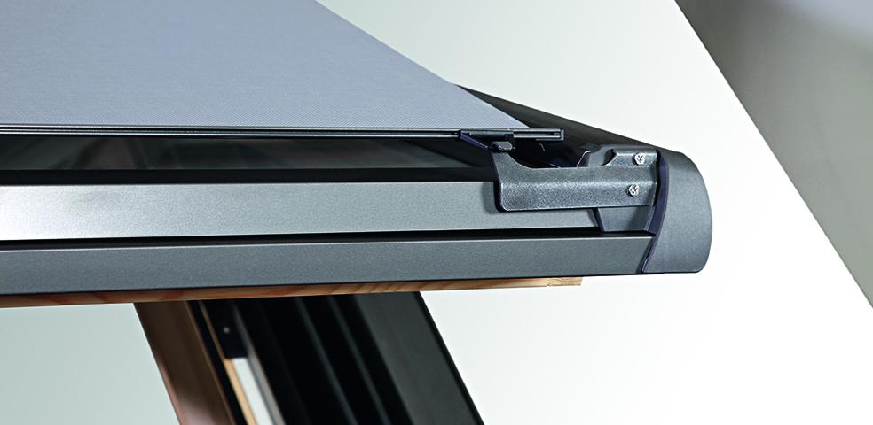 Store Exterieur Screen Zar Manuel R4 R7 114 X 118 Cm Roto Frank Is Sur Tille