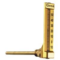 Thermomètre équerre L63-30/+50 DISTRILABO