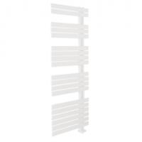 Sèche-serviettes eau chaude concerto asymétrique 1418x550mm blanc 605w