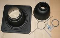 Terminal cheminée spécifique au système flexible SAUNIER DUVAL
