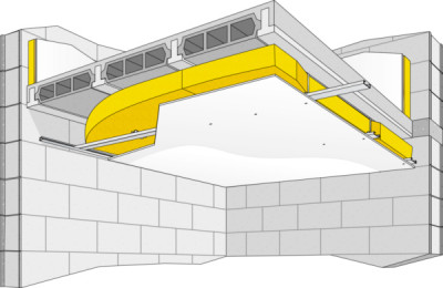 rouleau laine de verre kraft ibr contact 160 x 5500 x 1200. Black Bedroom Furniture Sets. Home Design Ideas