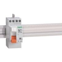 Interrupteur différentiel ID Clic 2P 25 A AC SCHNEIDER ELECTRIC