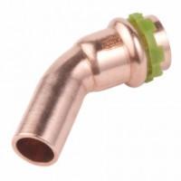 Coude 45° SP5040 cuivre à sertir MF15 COMAP