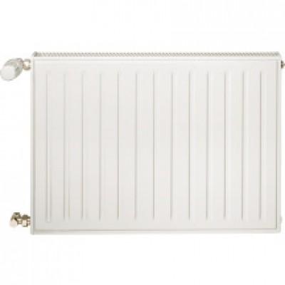 Radiateur eau chaude REGANE 3000 habillé type 21h horizontal blanc FINIMETAL