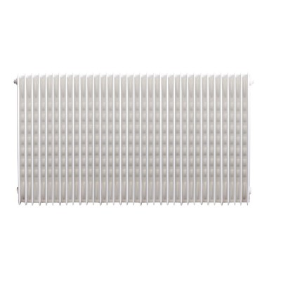 radiateur lamella 1204 hauteur 400mm 40 l ments 1472w finimetal lons 64140 d stockage habitat. Black Bedroom Furniture Sets. Home Design Ideas