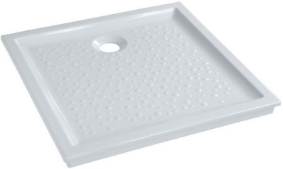 Receveur à encastrer PRIMA extra plat 70cm blanc ALLIA