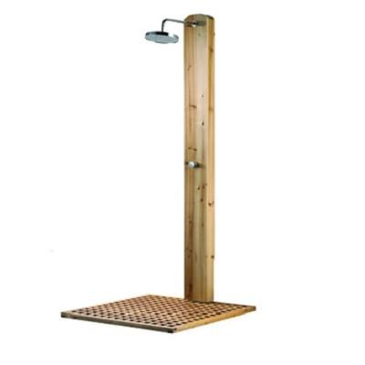 Colonne de douche ext rieur piscea 200 x 15 cm ottofond - Colonne de douche exterieur ...