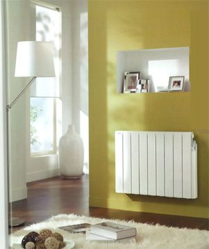 radiateur taiga volution lectrique 9 l ments acova. Black Bedroom Furniture Sets. Home Design Ideas