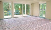 Cable chauffant pour plancher chauffant. Kit sans thermostat DOMOCABLE 580w