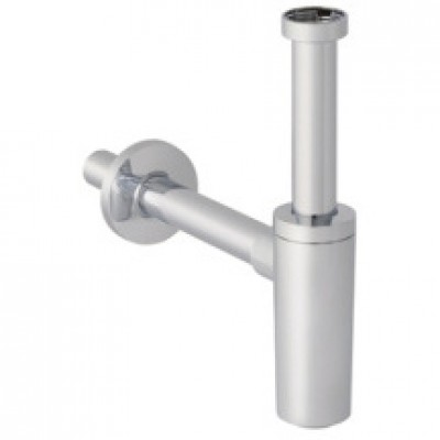 Siphon design lavabo diamètre 32mm chromé GEBERIT