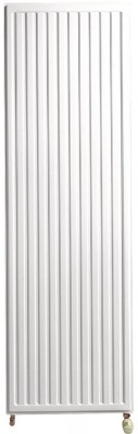 Radiateur eau chaude REGGANE 3000 type 10 vertical 2100x450 876w FINIMETAL