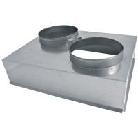 Plénium métal pour grille 500/400 AGI176 PEYRE