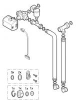 Kit de liaison ballon EL110SL DE DIETRICH
