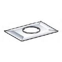 Plaque supérieure d'étanchéité 200 rectangulaire PJA - POUJOULAT SA