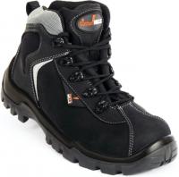 Chaussures de sécurité hautes hot pepper S3 T.45 MILLE GASTON SA