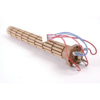 Elément steatite 2400W + connecteur THERMOR